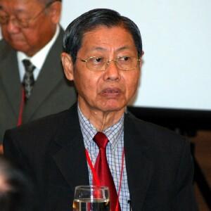 新加坡包括余氏總會主席余海年